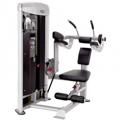 Abdominal Crunch Maschine Pro MAM - 900 Mega Power Steelflex