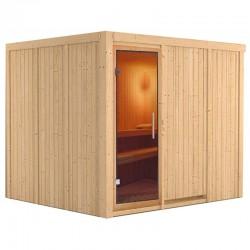 Sauna Dampf Finnen Gobin 4 Plätze