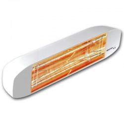 Infrarot-Heliosa Hi Design 11 weiße Carrara 1500W IPX5 Heizung