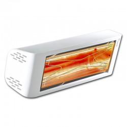 赤外線 Heliosa やあデザイン 44 白いカッラーラ 2000 w IPX5 を加熱