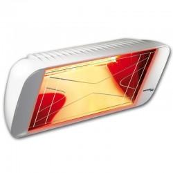Calefacción infrarroja Heliosa Hi diseño 66 hierro 2000W móvil