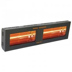 Heizung Infrarot-Varma Eisen 400-2, die IPX5 wrought 4000 Watt