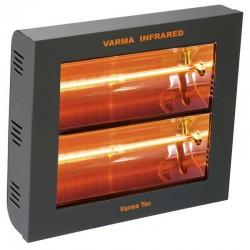 تدفئة فارما الأشعة تحت الحمراء الحديد 400-40 واط 4000