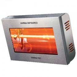 赤外線・ ヴァルマ V400 15 ステンレス鋼 1500 ワットの暖房