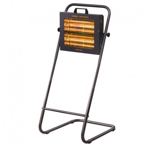 Heating infrared Varma on 3000 Watts Mobile Support