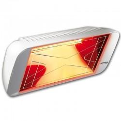 暖房赤外線 66 Heliosa やあデザイン白いカッラーラ 2000 w