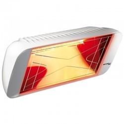 تدفئة IPX5 كارارا 2000W هيليوسا مرحبا تصميم 66 أبيض الأشعة تحت الحمراء