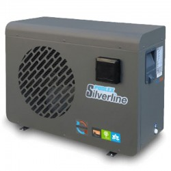 Silverline 90 Poolex R32 40 to 50 m pool heat pump 3