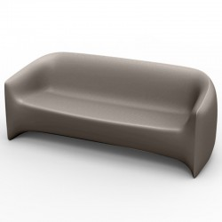 Sofa Vondom blase Taupe mat