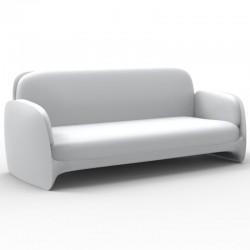 Divano Sofa VONDOM Pezzettina tappeto bianco