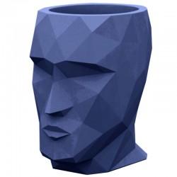 Pot Adan Vondom medium blue model