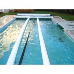 BWT myPOOL بركة الشتاء كيت لحمام السباحة بار التستر تصل إلى 10 × 5 م