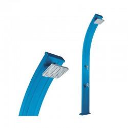 Formidra Spring 30L Blau Aluminium Solardusche