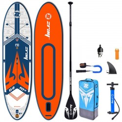 Stand Up Paddle Zray D2 Double Chambre 10.8