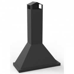 CB-100 Metal Outdoor Hotte Chimney for Barbecue