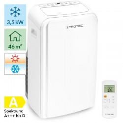 Trotec Mobile PAC 3500 SH air conditioner up to 115 m3