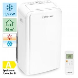 Climatiseur Trotec Mobile PAC 3500 SH 46 mètre carré