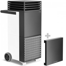 High-frequency Trotec White-Black Air Purifier