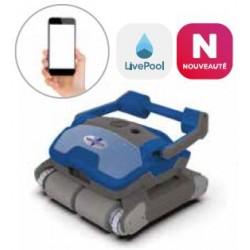VIRTUOSO V600A электрический бассейн чистый робот с приложением смартфона