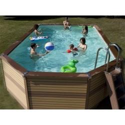 زودياك Azteck حمام سباحة مختلط قبالة الأرض 560 × 400