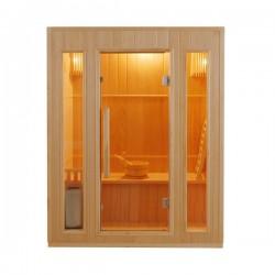 Sauna Dampf Zen-3 Sitzplätze - Auswahl VerySpas