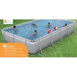 Zodiac Original WINKY 4-round 400 x 120 freestanding pool kit
