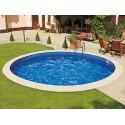 Ibiza Family 460 Luxury Buried Pool