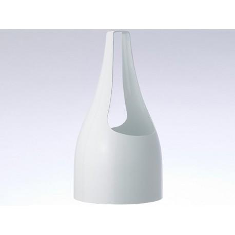 Tin white SosSO OA1710 champagne bucket