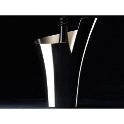 Champagner Kühler Blume OA1710 Eimer
