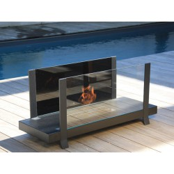 Kamin Bioethanol Feuer Bench B - One 4 L Luxus Neoflame Design