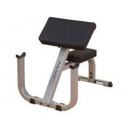 العضلة ذات الرأسين حليقة آلة الجسم الصلبة مكتب