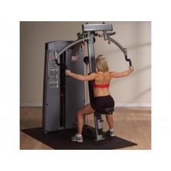 Extern Brustmuskeln und Deltamuskel DCEP - S Dual Pro