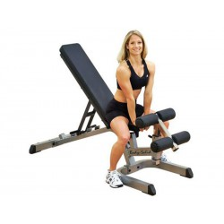 Declined inclined flat professional bench GFID71 Body-Solid