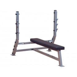 Olympic flat Bench Pro Leverage SFB349G Pro Clubline