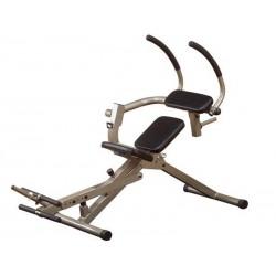 Post an Abdo kompakte und ergonomische Best Fitness BFAB20