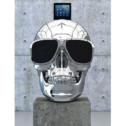 Lautsprecher Bluetooth Jarre Technologies rot AeroSkull