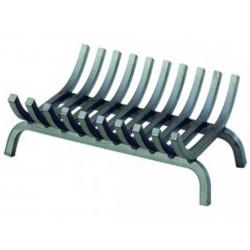 Schale Nebulle 10 Bar Stahl neunzehn Design grau