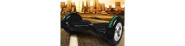 Segway, Einräder und Elektrofahrzeuge