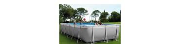 Röhrenförmigen pool