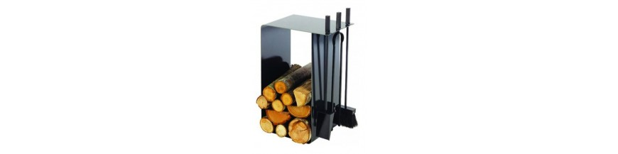 Equipment for chimneys and stoves