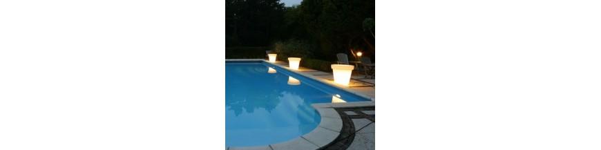 Beleuchtung, Lampen und Lichtobjekte